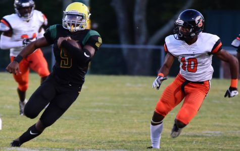 The Burros get first home win of season against Stratford, 46 -14