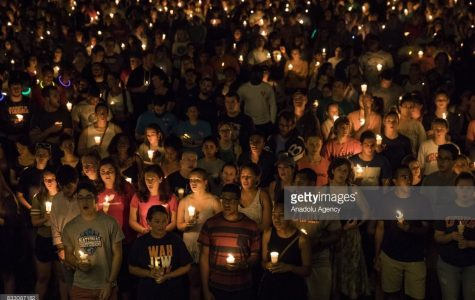 Charlottsville resident speaks to Hillsboro Globe editor regarding the violence of the weekend