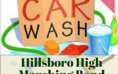Hillsboro Marching Band to hold car wash fundraiser