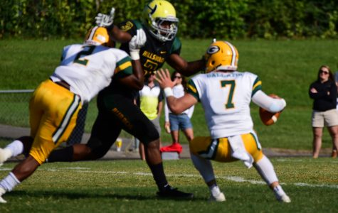 Defensive showdown slows down two good offensive schemes GHS 16- HHS 14
