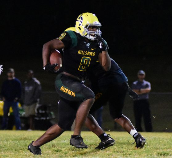Hillsboro suffers a blow, losing to Independence 49-21