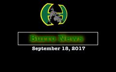 Burro News Network – September 18, 2017