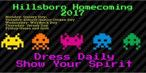 Hillsboro Homecoming this Week! Get Ready to Bring It!