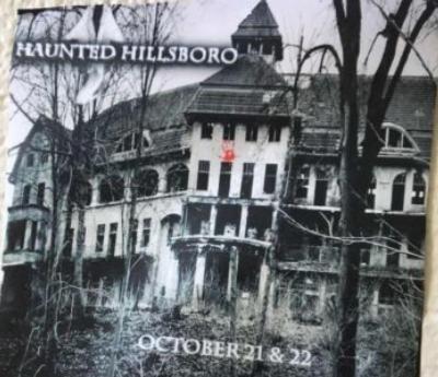Haunted Hillsboro BOO!