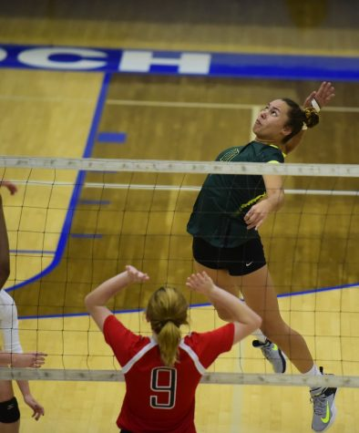 Congrats to Alia Logoleo - named top 20 Volleyball players to watch