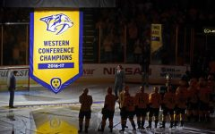 Predators rally, beat Flyers 6-5 winning 4th straight home openers under Laviolette