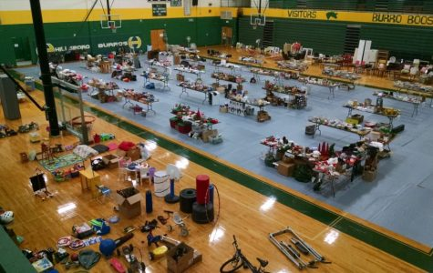 Community Updates: Help needed for the Hillsboro High Indoor Yard Sale Oct. 20