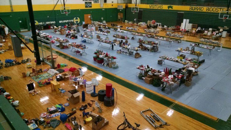 Community Updates: Help needed for the Hillsboro High Indoor Yard Sale Oct. 20
