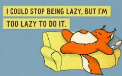 15 Lazy Person Secrets to Improving Your Life