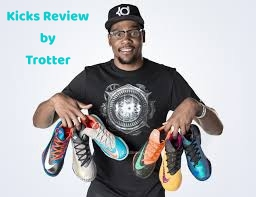 C. Totter reviews Kevin Durant 6th Signature kicks