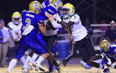 Box Score! Photo Gallery! Hillsboro Football 47 at Shelbyville Central 12