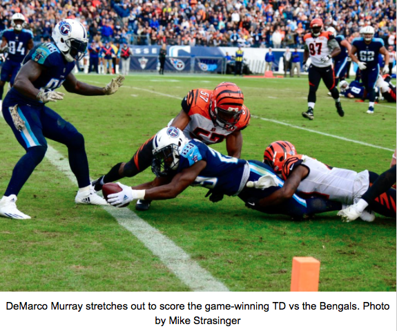 Titans rally, beat Bengals 24-20 for best start since 2008