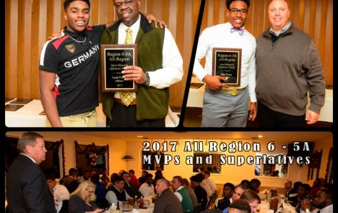 2017 Region 6 -5A Announced MVPs and Superlatives announced Monday at annual banquet