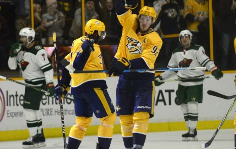 Saros' 29 saves lead Predators over Wild 3-0
