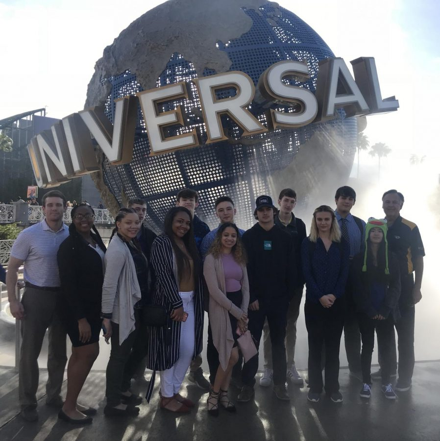 Hillsboro DECA students head to State after conquering Orlando