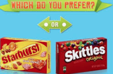 Great Debate: Skittles or Starbursts, a new look at two favorites