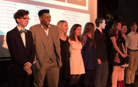 Hillboro Players actor, Skylar Fisher named to the prestigious Class of 2018 Most Promising Actors
