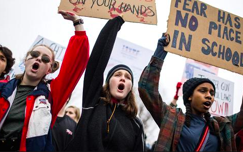Editorial: Please, my generation is pleading with you to work together to keep us safe.
