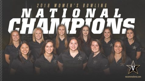 NCAA bowling championship: Vanderbilt stages comeback vs. McKendree, wins second title