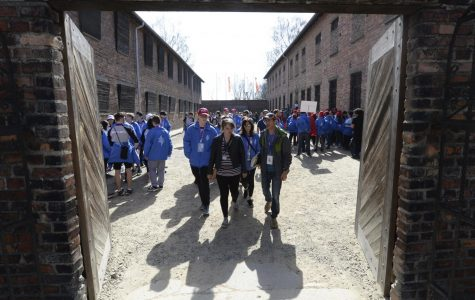 Two minutes of silence across nations sound importance of Holocaust Remembrance March