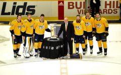 """Wrap it up, we'll take it"": the Nashville Predators accept President's Trophy –"