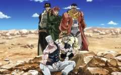 Jojo's Bizarre Adventure: Stardust Crusaders - A show with great public STAND-ing