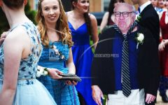 High School Senior in PA Brings Cardboard Cutout of Danny DeVito to prom