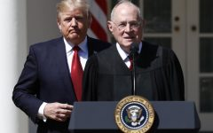 Justice Kennedy retiring, giving Trump pivotal court pick