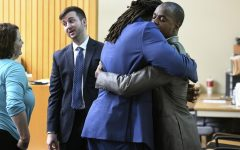 Jurors acquit ex-Tennessee football players in rape trial