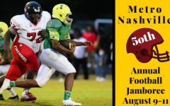 Metro Nashville Public Schools Celebrate 50th Annual Football Jamboree