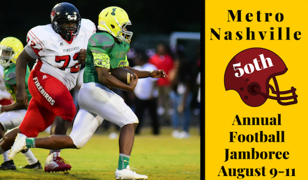 Metro Nashville Public Schools Celebrate 50th Annual Football Jamboree