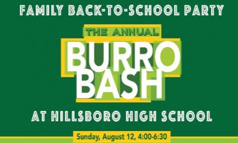 Come on out to a great community event - The Burro Bash!