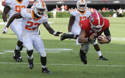 Georgia dismantles Tennessee but still bright spots for the Vols