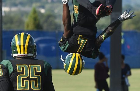 The Hillsboro Football team flips bragging rights back to the Burros with 20-7 win over Beech