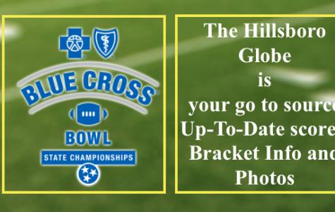 The Hillsboro Burros solidified a Region 6 5A football championship Friday night