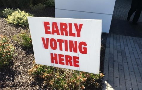 Early voting nears 350,000 ballots in Tennessee election