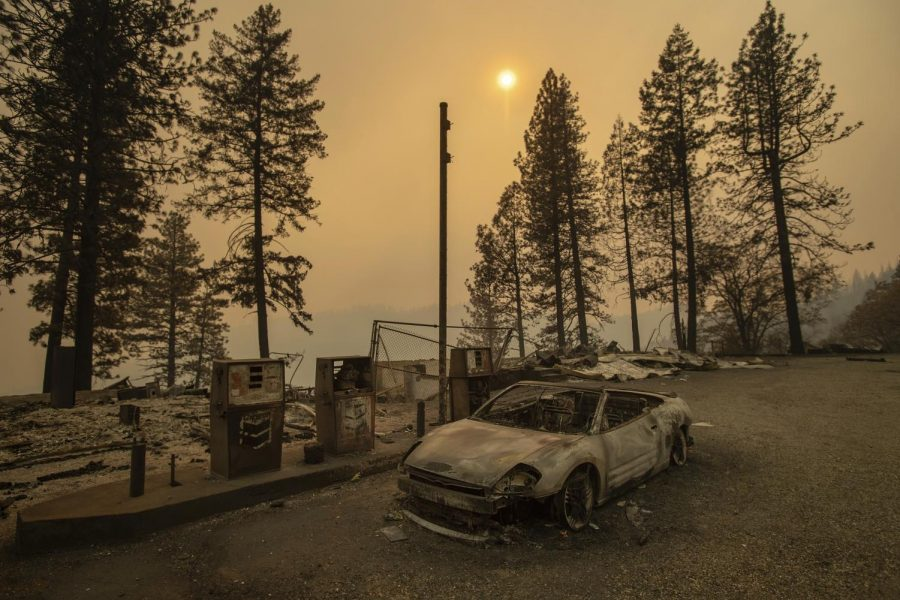 California wildfire has killed 79, rain is helming squelch fires but mudslides present recovery problems