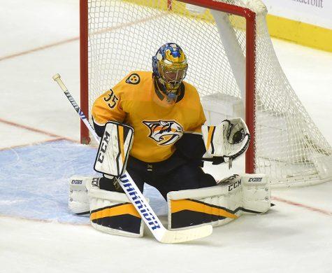 Predators 1 Bruins 0 11/03/18