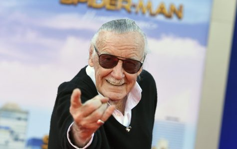 Comic book titan Stan Lee has fallen