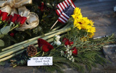 A humble hero of World War II, Former President George Herbert Walker Bush one last time to Washington