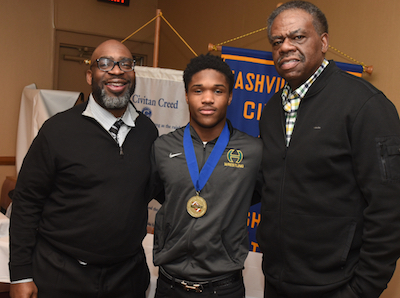 AD Hancock – Walter Nipper Awards handed out to Davidson County Athletes Wednesday