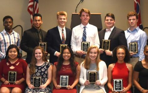 """Choices, never forget you have choices"" – Timely advice given at the Inaugural All-Metro Athletic Banquet"