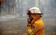 Three American firefighting airplane crew member killed fighting fires in Australia