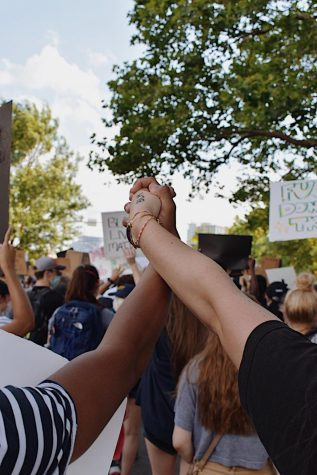 Thousands of Youth March Through Downtown Nashville Protesting Systemic Racism
