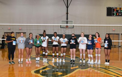 Volleyball District 11 AAA box scores, photos and All-District team