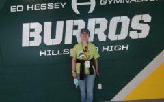 The HIllsboro Globe welcomes Rosie Pittman to our staff!