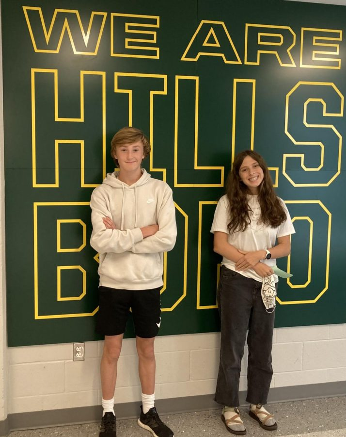 Hillsboro sweeps first place cross country individual placings for the 2021  regular season. Placing first are Suzanna Wilkinson and Joshua Long. The All-MNPS meet takes place Wednesday, October 6, 2021 at Cornelia Fort Park.